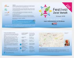 cz flyer festival Zeist Vertelt
