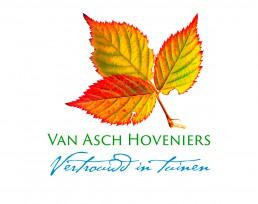 logo Van Asch Hoveniers
