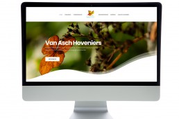 Van Asch Hoveniers homepage